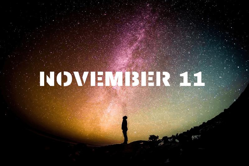 11:11 az álmok megnyilatkozásának legerősebb napja! Járj nyitott szívvel november 11-én!