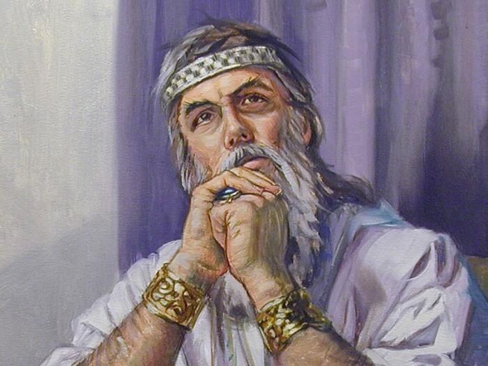 Salamon király elárulj a boldogság forrásának titkát egyetlen példázatban