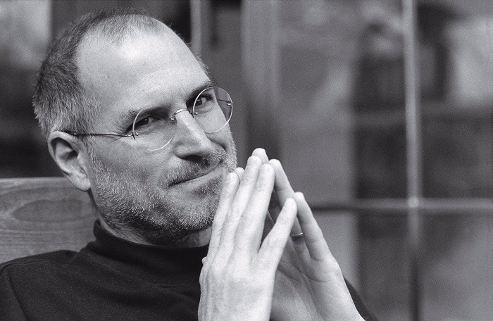 Steve Jobs: Isten azért teremtette az érzékszerveinket, hogy befogadjuk a körülöttünk lévők szeretetét!