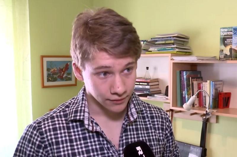 Egy 17 éves magyar fiú ért el áttörést a rák gyógyításában