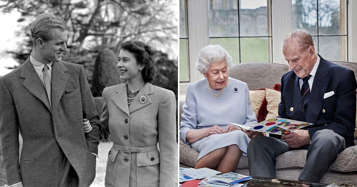 """""""A kémia mindig működött közöttük"""" - II. Erzsébet királynő és Fülöp herceg 7 évtizedes szerelmi története"""