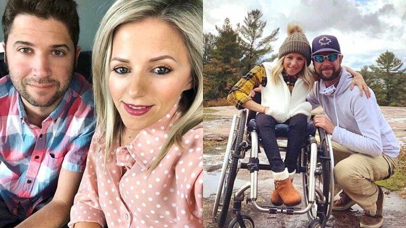 """""""Hősnek és szentnek tartják csak azért, mert kitart mellettem!"""" – mondta a fogyatékkal élő nő a férjéről"""