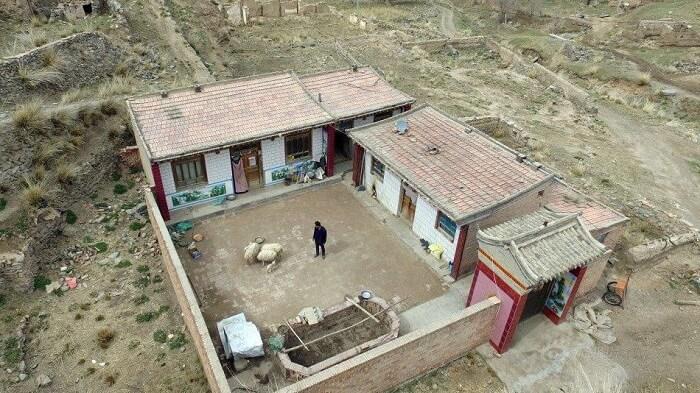 A falu, ahol egyetlen egy lakos él: a férfi 10 éve egyedül él a településen!