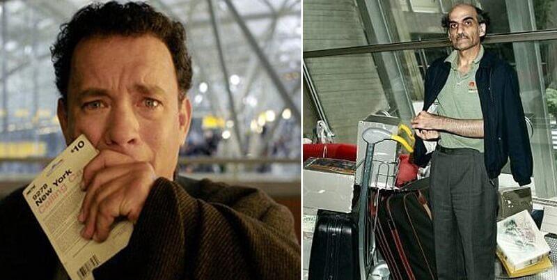 Film készült a férfi életéről, aki 18 évig élt egy repülőtéren